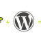 GoDaddy and WordPress logos
