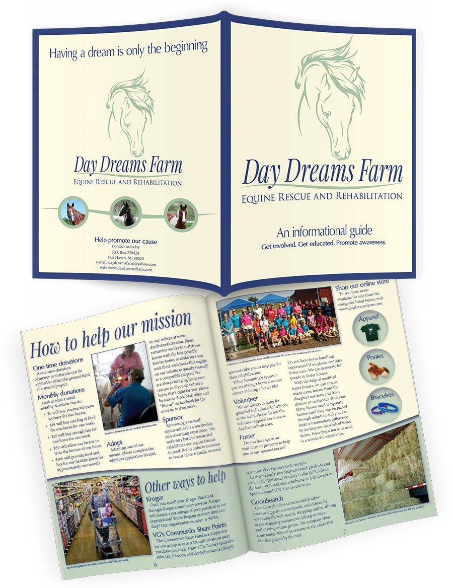 Day Dreams Farm Informational Guide
