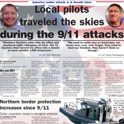 Local pilots on 9/11