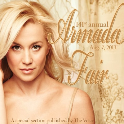 Armada Fair 2013 section cover